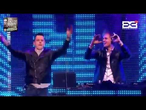 Armin Van Buuren feat Christian Burns and Bagga Bownz - Neon hero 2012.mpg