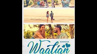 WAALIAN Song   WAALIAN Lyrical video song   By STARK MUSIC FACTORY