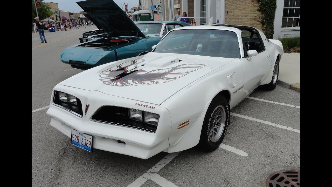 1978 Pontiac Trans Am T A 6 Liter With Top In White Paint My Car Story Lou Coile