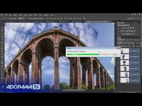 Creating a Panorama: Take & Make Great Photography with Gavin Hoey: Adorama Photography TV