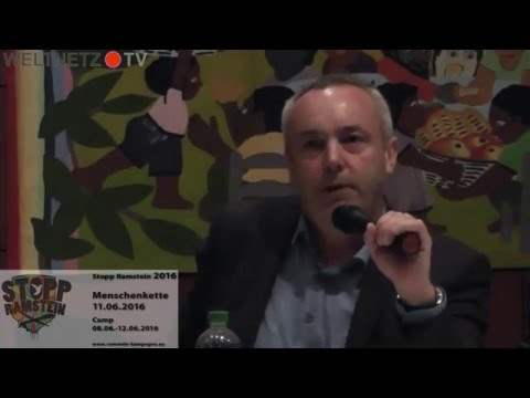 Drohnenkriege müssen geächtet werden - Alexander Ulrich, MdB, DIE LINKE