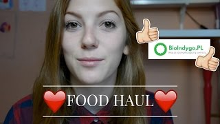 FOOD HAUL   BIOINDYGO.PL