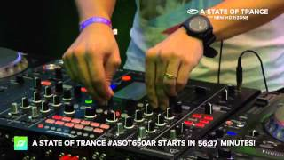 Armin Van Buuren plays Midnight (Urban Contact Remix) - Coldplay @ A State Of Trance (Bueons Aires)