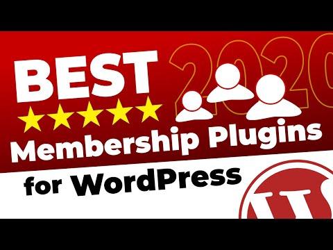 Testing Some Of The BEST FREE WordPress Membership Plugins In 2020