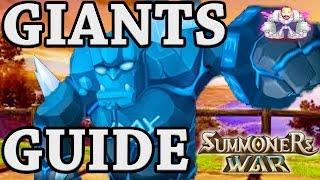 summoners war ultimate giants b1 b2 b3 b4 b5 b6 b7 b8 skip b9 b10 guide