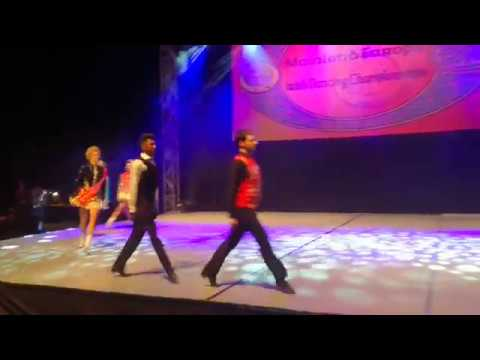 Mainland Europe Irish Dancing Championships Gdynia 2017 Parade of Champions