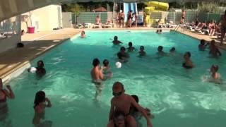 Camping Aqua 3 Masses - Espace aquatique - 2016
