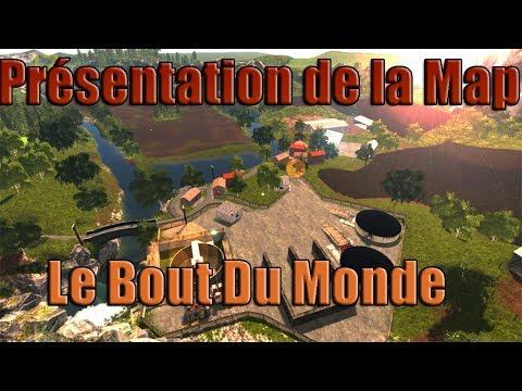 FS17 / Présentation de la Map / Le Bout du Monde / Mods Contest