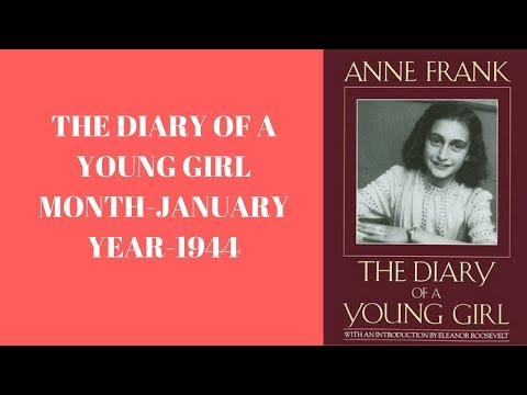 (JANUARY-1944) THE DIARY OF A YOUNG GIRL