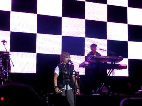 Charice Infinity Tour  Dubai - In Love So Deep - In This Song