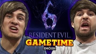 WE KILL ALL THE ZOMBIES (Gametime w/ Smosh)