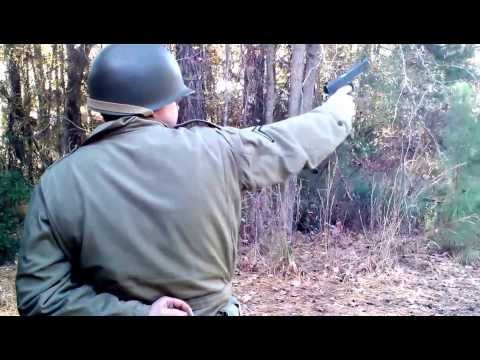 Colt M1911A1 - Aaron