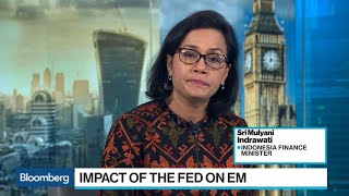 Indonesia's Indrawati Says EM Countries Must Adjust to 'New Normal'