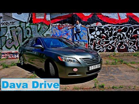 Toyota Camry V40 3.5 2007 277л.с.  Dava Drive