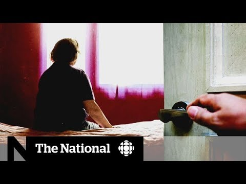 Abuse: One of Canada's many senior care problems