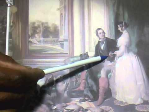French Royal Winterhalter Family 1846 Paintings Depicts Manmade Bloodlines With Animals