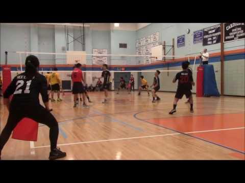 #16 Tenzin Kunga Academy of American Studies Volleyball Tournament Highlights