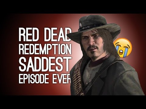 Let's Play Red Dead Redemption: SADDEST EPISODE EVER 😭 - Episode 35