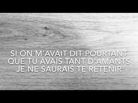 Si on M'avait Dit François Audrain (lyrics)