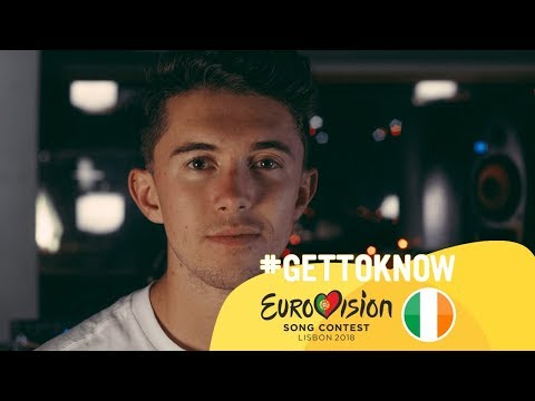 ESC 2018: Get to Know.... RYAN O'SHAUGHNESSY from IRELAND | Eurovision Song Contest 2018 🇮🇪