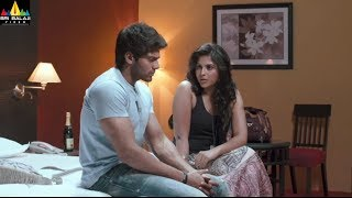 Crazy Movie Anjali with Arya in Hotel | Hansika, Santhanam | Sri Balaji Video