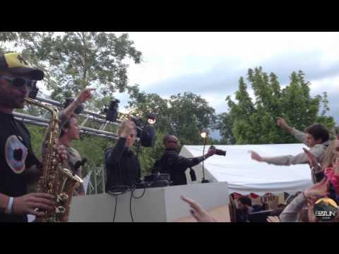 KLINGANDE Mix / Sonnentanz & Jubel (Live @ Jardin des Géants, Lille) [BTLN]