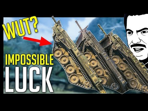► IMPOSSIBLE MOMENTS in World of Tanks: RNGesus #58 thumbnail