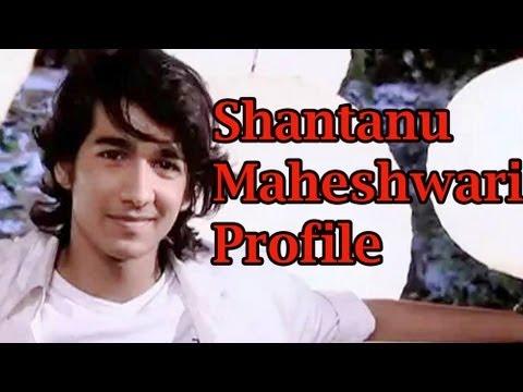 Shantanu Maheshwari Smile