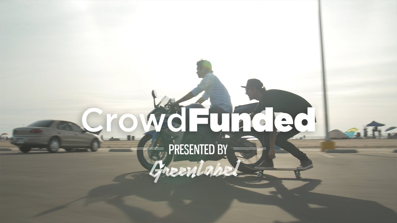 Crowdfunded With Spencer Nuzzi Ep 3 See Through Skateboards And