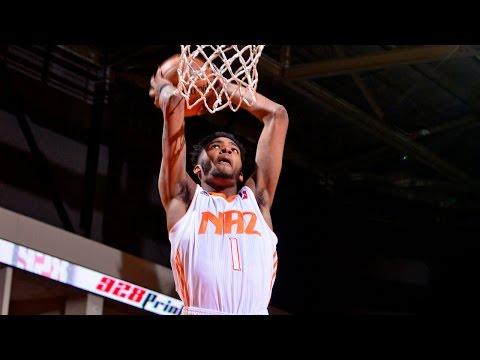 NBA D-League Top 10 Plays of December 2016