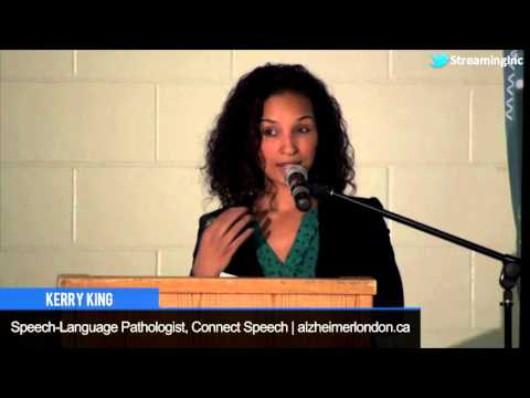 ASLM Speaker Series-Communication and Dementia- Kerry King