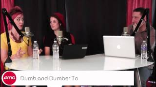 AMC Movie Talk Ep 17 - X-Men Sequels, Dumb And Dumber To