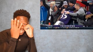 LAMAR JACKSON WITH A MVP PERFORMANCE OVER DESHAUN WATSON Texans vs. Ravens Week 11 Highlights  NFL