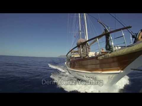 Derin Deniz Yachting Advertisement