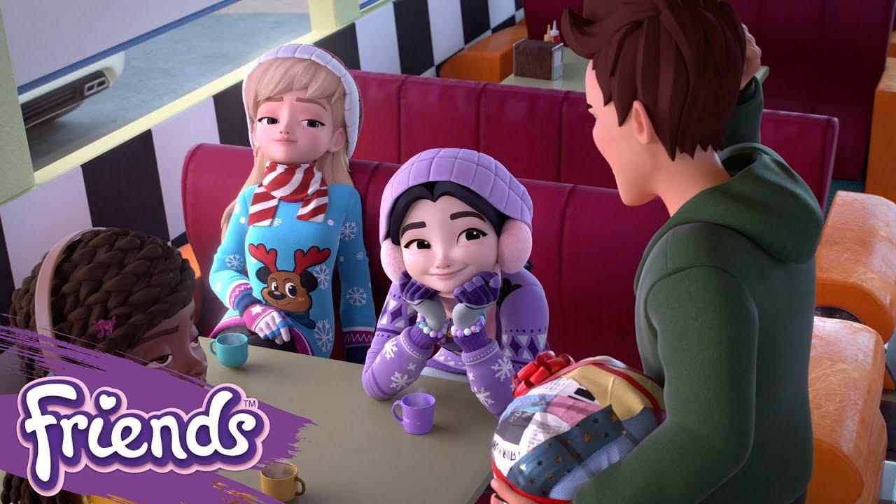 Download Friends: Girls on a Mission | LEGO® Shorts | Episode 7: Secret Friend