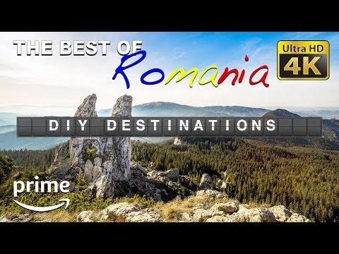 DIY Destinations (4K) - Romania Budget Travel Show | Full Episode