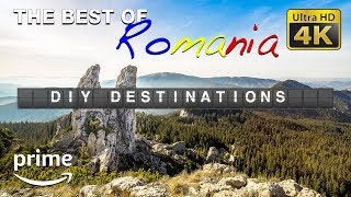 DIY Destinations (4K) - Romania Budget Travel Show | Full Episode