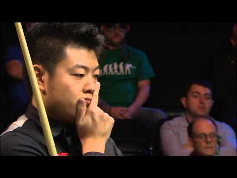DECIDER  Fu v Liang 2015 UK Championship