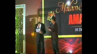 Rizal Rashid : Pengacara Majlis Makan Malam AMAF 2013