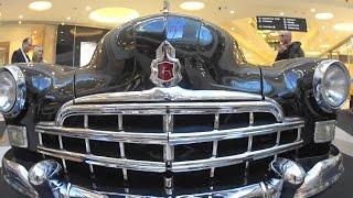 ZIM GAZ-12 Limousine Walkaround