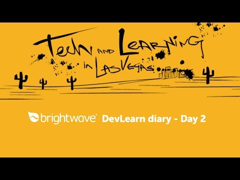 Tech and Learning in Las Vegas 2015 - Day 2