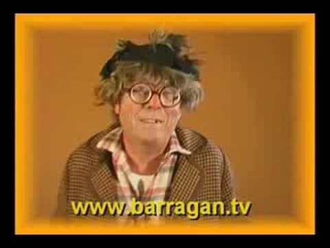 """BARRAGAN TV VIDEO CHISTES""""me huele el coño"""""""