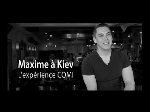 The romantic trip to Kiev - wedding agency CQMI