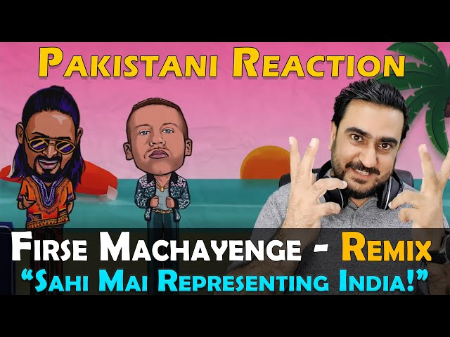 Emiway ft. Macklemore - Firse Machayenge Remix | Pakistani Reaction