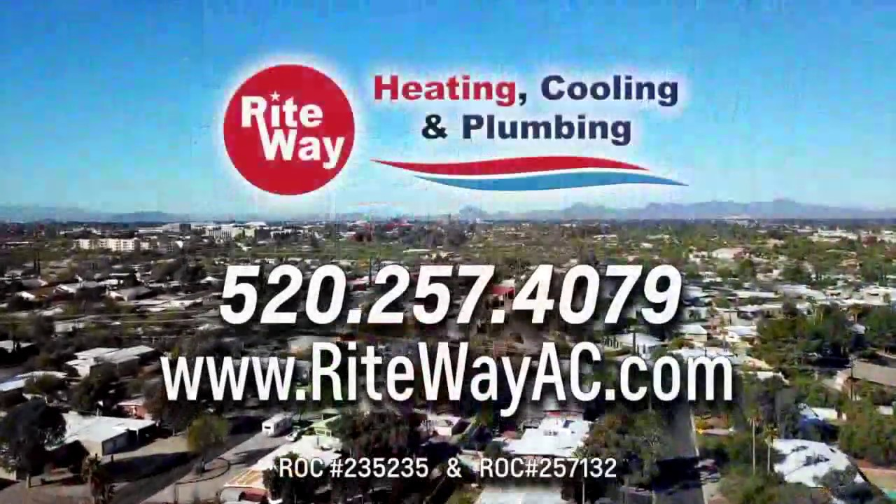 Rite Way Heating Cooling Plumbing Comfort 30 22119 Youtube