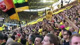 Borussia Dortmund - FSV Mainz 1:2 Highlights Südtribüne und Verabschiedung von Roman Weidenfeller