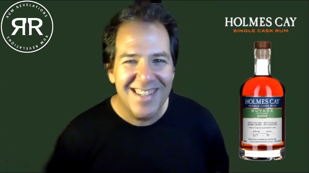 Holmes Cay Rum Q&A With Eric Kaye