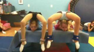 Repeat youtube video Art of Gymnastics and Cheer