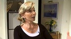 Monika Peitsch - Schauspielerin - Menschen in München