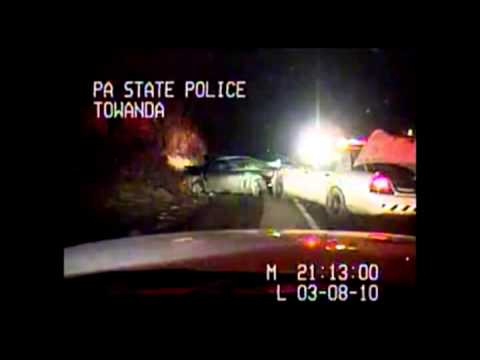 PA State Police Brutalize man to near-death